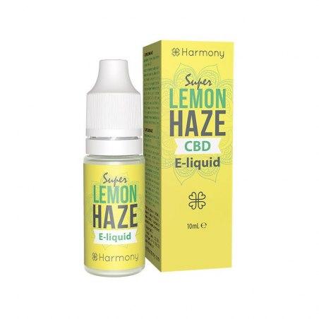 Lemon Haze 10ml - Harmony