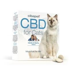Pastilles CBD chat - Cibapet
