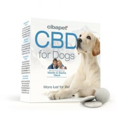 Pastilles CBD chien - Cibapet
