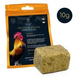 CBD Pollen Gorilla Glue 10g...