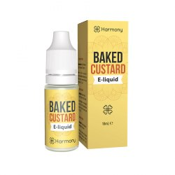 Baked Custard 10ml - Harmony