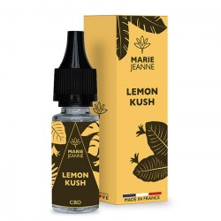 Lemon Kush 10ml - Marie Jeanne