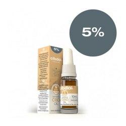 Huile CBD 5 % - Cibdol