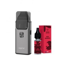Pack Breeze 2 gris / Red...