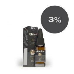 Huile CBD Nigelle 3 % - Cibdol